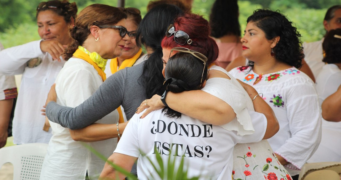 IMAGEN DEL DÍA | En Veracruz termina búsqueda de 3 años: familias hallan 22 mil restos óseos en la fosa más grande de AL