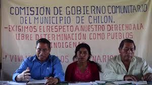 Denuncian ataques a gobierno comunitario de Chilón