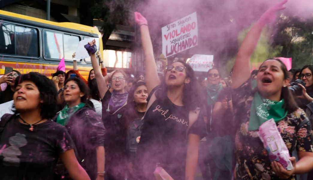 BAJO LA LUPA   Mujeres y violencia, por Pedro Ángel Palou