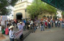 IMAGEN DEL DÍA | Exigen en Sonora el retiro de concesión minera a Germán Larrea