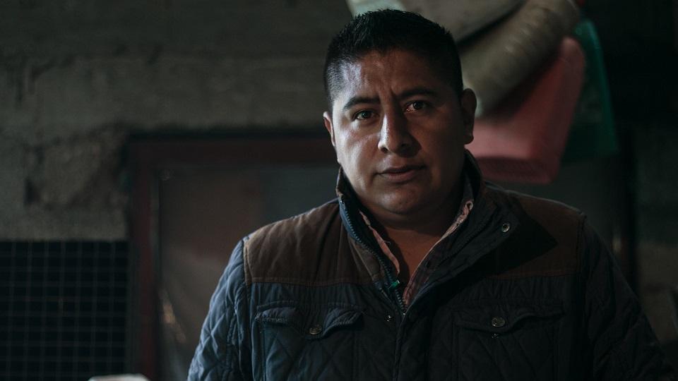 BAJO LA LUPA   Misael Zamora, defensor del bosque, criminalizado