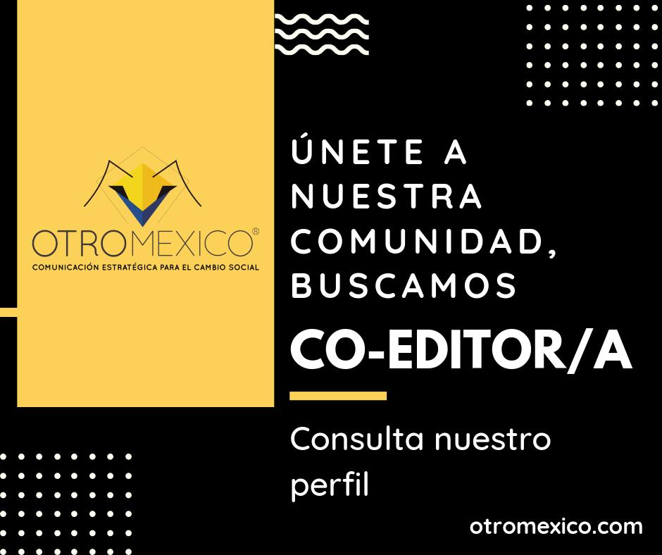 EN AGENDHA   Vacante de Comunicación en Otro México