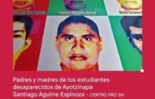 EN AGENDHA    Conversatorio: Ayotzinapa a 5 años