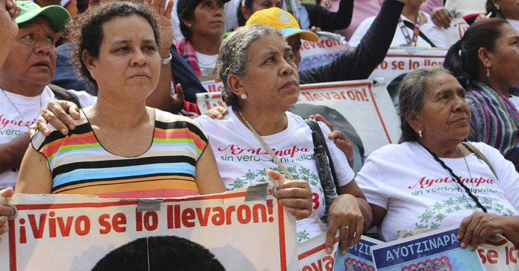 Ayotzinapa: Jesuitas urgen a encontrar verdad y justicia