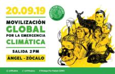 EN AGENDHA | Movilización global por la emergencia climática