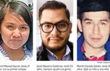 """FRASE DEL DÍA   """"Si no detenemos esto, va a seguir pasando"""": Martín Estrada, padre de víctima del sismo en Álvaro Obregón"""