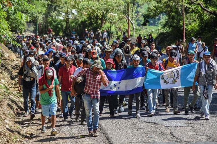 Alertan posible firma de Acuerdo de Tercer País Seguro entre Estados Unidos y Honduras