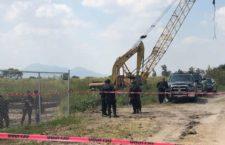 IMAGEN DEL DÍA | Desalojan a ejidatarios de Tlajomulco que se oponen a una obra hidráulica