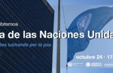 EN AGENDHA | Día de las Naciones Unidas