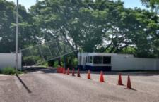 Alertan por pésima condiciones en estancia oficial para migrantes en Chiapas