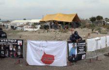 Exigen familias participar en proceso de fosas de Tetelcingo