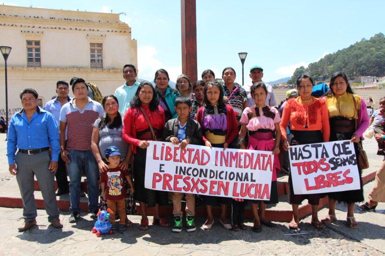 """FRASE DEL DÍA   """"Nos tratan como a un animal, por ser gente indígena y humildes de corazón"""": Personas presas en resistencia en Chiapas"""