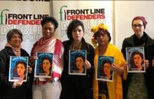Comunidad internacional exige Justicia para Lesvy