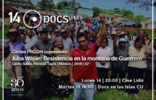 EN AGENDHA |  Exhibición de documental sobre resistencia a la minería en Guerrero