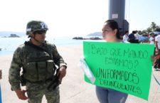 Llama ONU a desmilitarizar Guardia Nacional y resolver Ayotzinapa