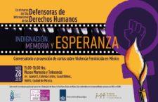 EN AGENDHA   Conversatorio y proyección de cortos sobre violencia feminicida en México