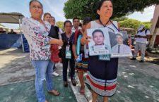 IMAGEN DEL DÍA   En Chiapas, madres de migrantes desaparecidos piden ayuda