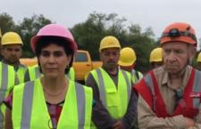 IMAGEN DEL DÍA | Inicia primera etapa del rescate en Pasta de Conchos