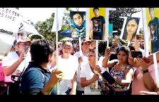 VIDHEO    A un mes de desaparición de comerciantes, familiares toman carretera de Ixtac, Veracruz