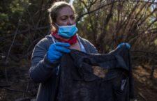 IMAGEN DEL DÍA | Localizan fosa clandestina con restos humanos en Tijuana