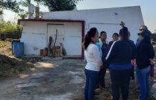 IMAGEN DEL DÍA | Madres toman SEMEFO de Coatzacoalcos para evitar que fiscalía siga quemando cuerpos