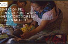 EN AGENDHA | Conversatorio y presentación del documental Birth Wars