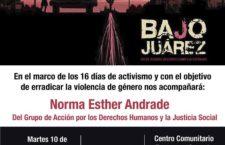 EN AGENDHA | Ecatepec: Proyección de documental sobre feminicidios y charla