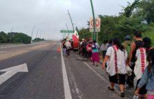Alertan por desplazamiento de familias por paramilitares en Chilón, Chiapas