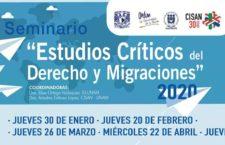 EN AGENDHA | Seminario: Estudios CrÍticos del Derecho y Migraciones