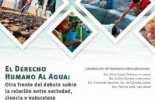 EN AGENDHA | Seminario: El derecho humano al agua