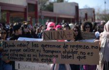 IMAGEN DEL DÍA | Se unen juarenses para exigir justicia para Isabel Cabanillas