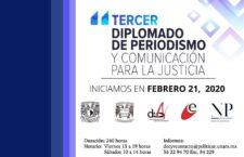 EN AGENDHA | Diplomado Periodismo y Comunicación para la Justicia