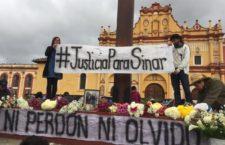 IMAGEN DEL DÍA | Exigen justicia para Sinar Corzo a un año de su asesinato