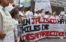Señalan deficiencias en registro de personas desaparecidas en Jalisco