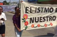 """FRASE DEL DÍA   """"Se hicieron reuniones del INPI y Hacienda en las que prácticamente fueron a engañar a la gente"""": Indígenas contra el Interoceánico"""