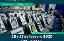 EN AGENDHA | Plataforma sobre Represión Política y Desaparición Forzada