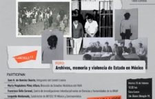 EN AGENDHA | Foro Archivos, memoria y violencia de Estado en México