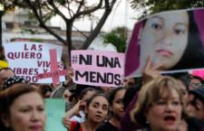 Llaman a establecer política integral contra el feminicidio