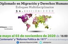 EN AGENDHA | Diplomado en Migración y Derechos Humanos 2020
