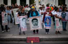 IMAGEN DEL DÍA | A 65 meses de Ayotzinapa, urgen familias a obtener resultados