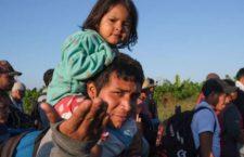 Anuncian proyecto de trabajo digno para personas centroamericanas desplazadas