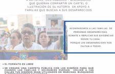 EN AGENDHA   Convocatoria a compartir ilustraciones sobre desaparecidos/as