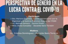 EN AGENDHA | Conversatorio: la importancia de la perspectiva de género en la lucha frente al Covid