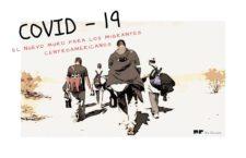 VIDHEO | Covid19: el nuevo muro para los migrantes centroamericanos