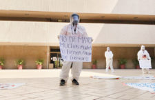 """IMAGEN DEL DÍA   Mujeres en búsqueda en Sinaloa se manifiestan: """"Seremos la piedra en el zapato"""""""