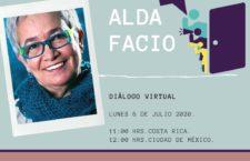 EN AGENDHA | Diálogo virtual con la jurista y escritora feminista Alda Facio