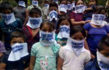 IMAGEN DEL DÍA | Desplazados en Chiapas buscan visibilidad
