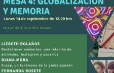 EN AGENDHA | Mesa: Globalización y memoria
