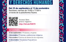 """EN AGENDHA   Seminario """"Vivir entre cuatro paredes: contextos de encierro y Derechos Humanos"""""""