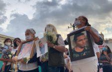 IMAGEN DEL DÍA | Jalisco: familias realizan acto de memoria por jóvenes desaparecidos y localizados sin vida